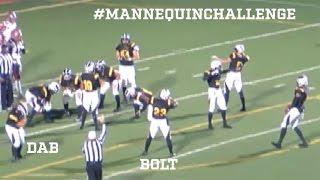 In game Mannequin Challenge