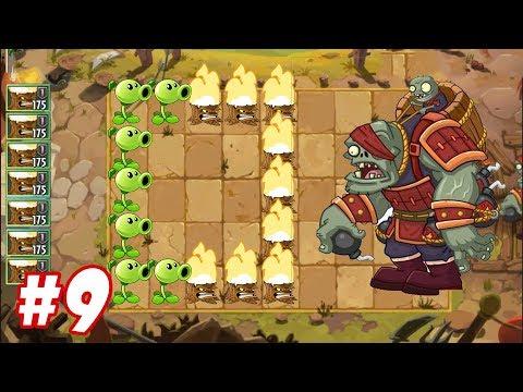 Plants Vs Zombies 2 Chinese : Torchwood vs Gunpowder Devil #9