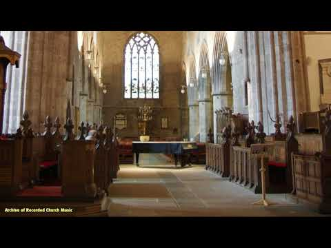 BBC Choral Evensong: Brecon Cathedral 1969 (David Gedge)