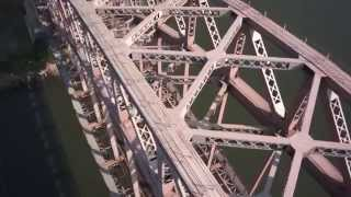 (jelly-wobble problem) Hell gate bridge fly-over