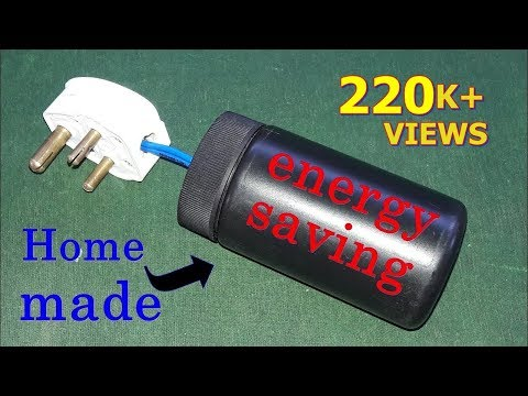 how to make a energy saving device