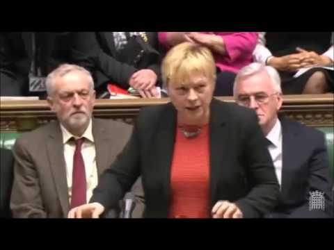 Angela Eagle destroys George Osborne in Budget debate