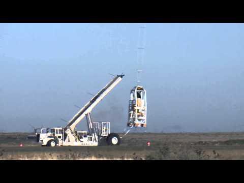 Launch of NASA BOPPS, Sept. 25 2014