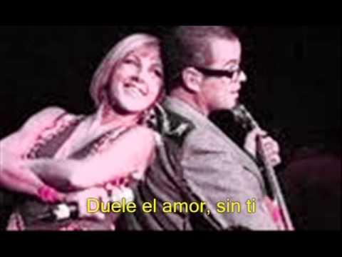 Duele el amor-Alex Syntek y Ana Torroja--Letra e imágenes!!!!!!!!