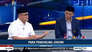 Ruhut Minta SBY tak Ragu Dukung Jokowi 2 Periode
