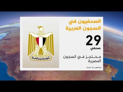 تراجع الحريات بالعالم العربي خلال السنوات الأخيرة  - نشر قبل 1 ساعة
