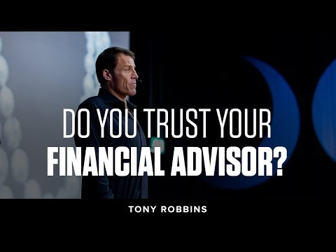 Do You Trust Your Financial Advisor? | Tony Robbins Podcast