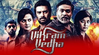 Vikram Vedha Tamil Hindi Dubbed Movie | R. Madhavan, Vijay Sethupathi, Varalaxmi Sarathkumar