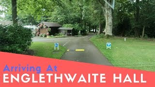 Arriving at Englethwaite Hall Caravan and Motorhome Club Site | Cumbria Trip Pt3