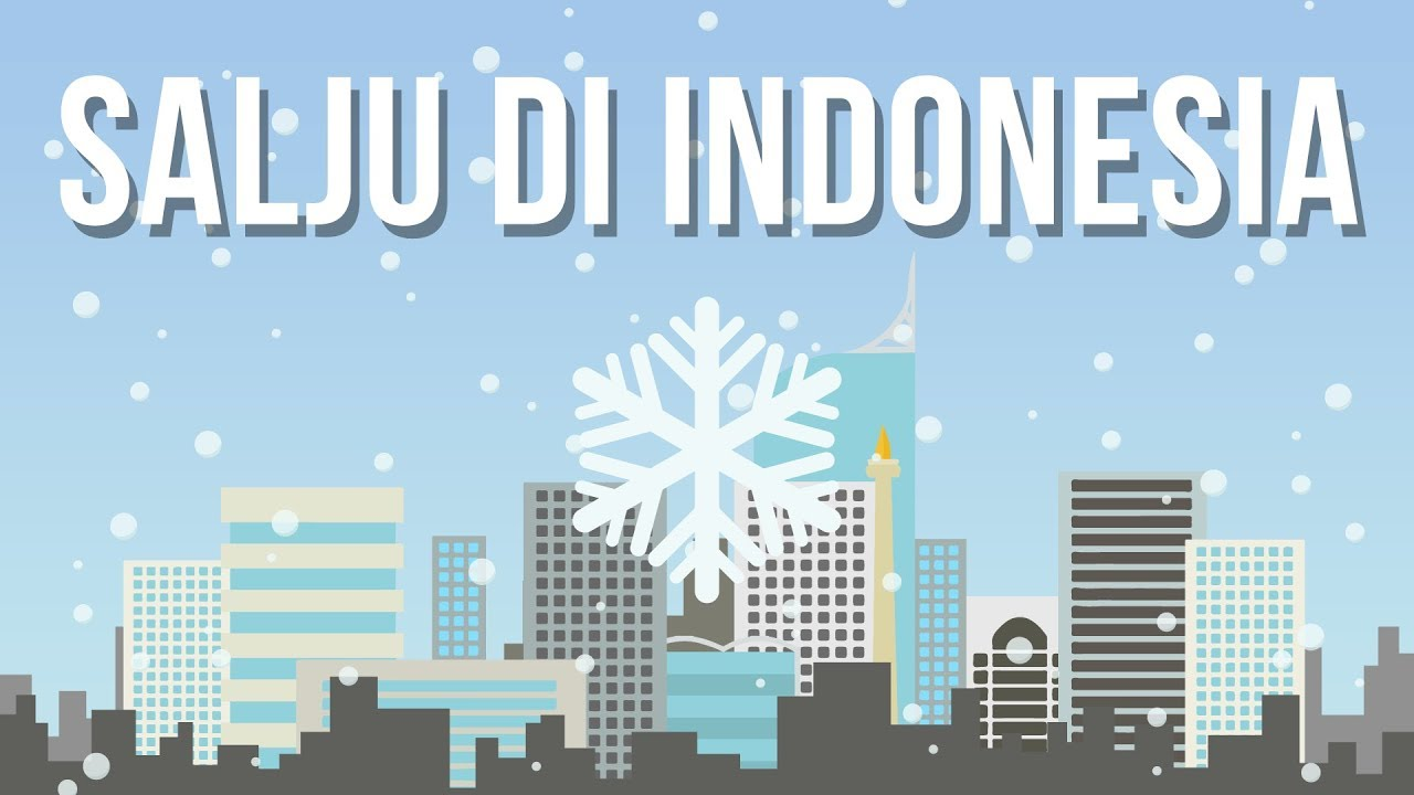 Apakah di Indonesia Bisa Turun Salju?