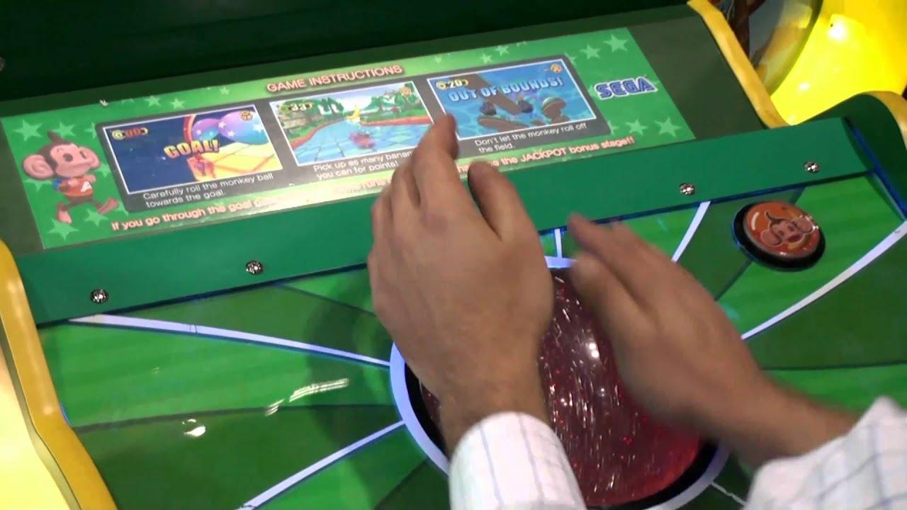 Super Monkey Ball Ticket Blitz Video Game - Live Gameplay ...