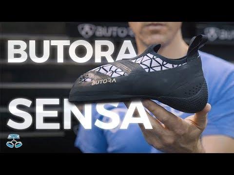 Butora Sensa climbing shoe - YouTube