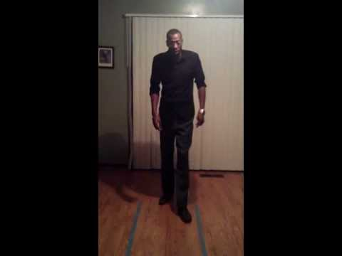 Chicago Style Steppin (tips to make it easy)