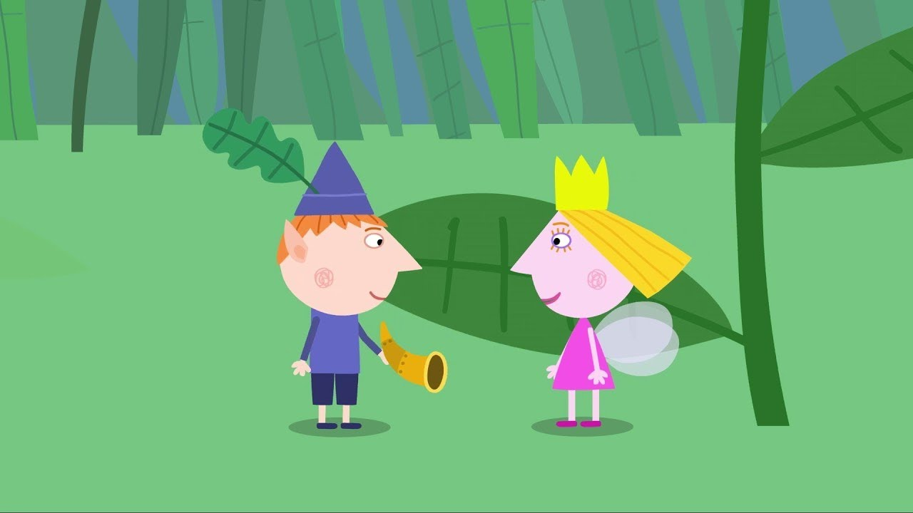 Download Ben and Holly's Little Kingdom | Season 1 | Episode 9| Kids Videos