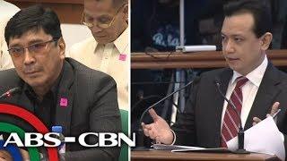 ANC Live: Trillanes warns Tulfos: 'Pasok na pasok kayo sa bitag'