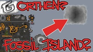 What's on Orthen? Is it Fossil Island? Let's discuss & speculate.