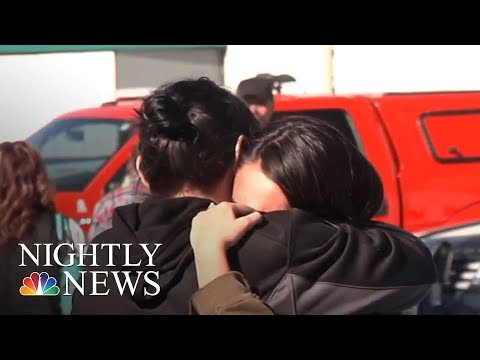 Two Students Killed In New Mexico School Shooting   NBC Nightly News