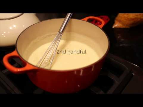 Easy Homemade Cheese Sauce Recipe