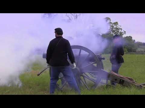 The Gettysburg Gun, an amazing Civil War relic on display inside the Rhode  Island State House