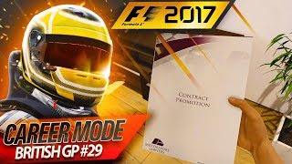 F1 2017 Career Mode Part 29: CONTRACT OFFERS