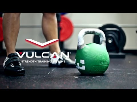 Compeion Kettlebells Vulcan Strength Training Systems