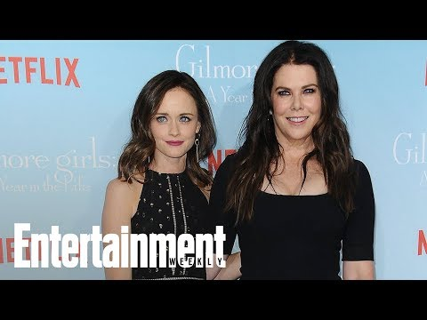 Lauren Graham's Sweet Message To Alexis Bledel Post Emmy Win   Flash  Entertainment Weekly