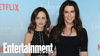 lauren grahams sweet message to alexis bledel post emmy win news flash entertainment weekly
