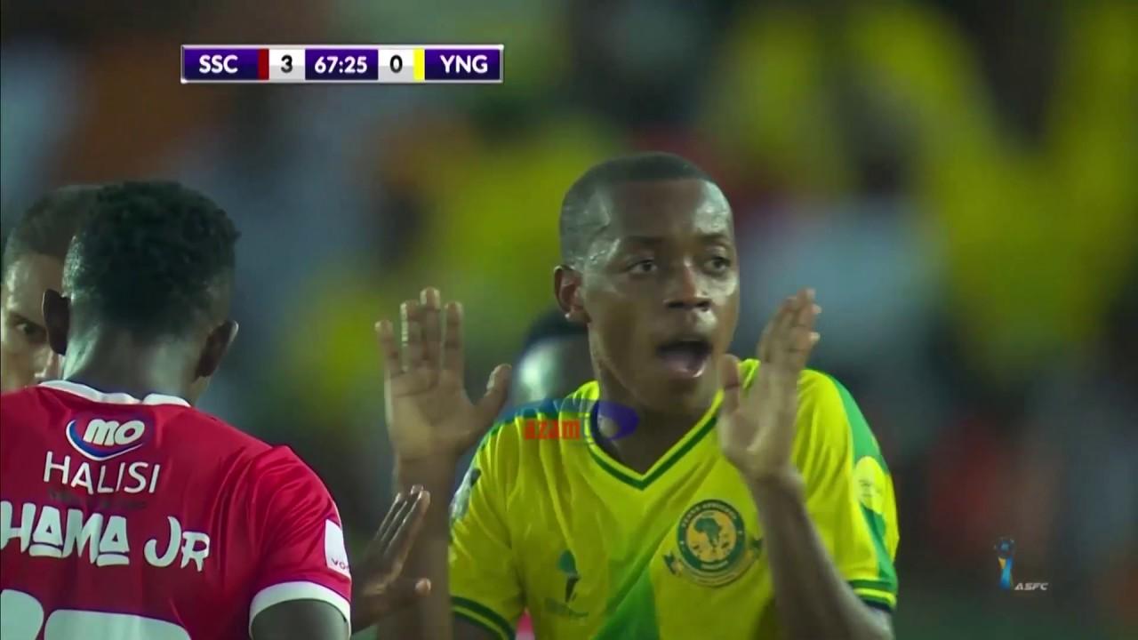 Download Simba vs Yanga (4-1): Highlights 2, magoli yote yamo - Nusu fainali ASFC 12/07/2020