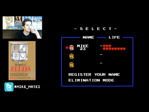 Zelda Randomizer - Cinemassacre Plays