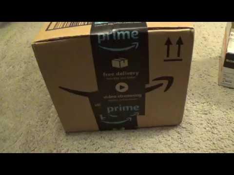 Unboxing Amazon Package Nintendo Switch Youtube