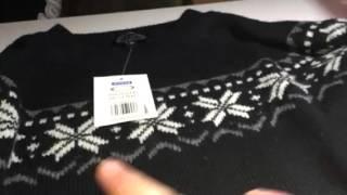 Cecilia Classics Snowflake Sweater