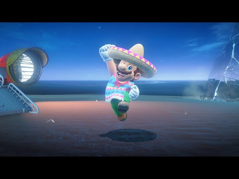 Super Mario Odyssey: Quick Look
