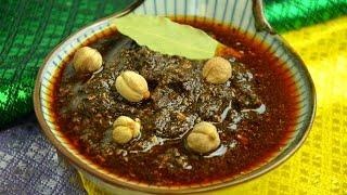 How To Make Thai Massaman Curry Paste น้ำพริกแกงมัสมั่น
