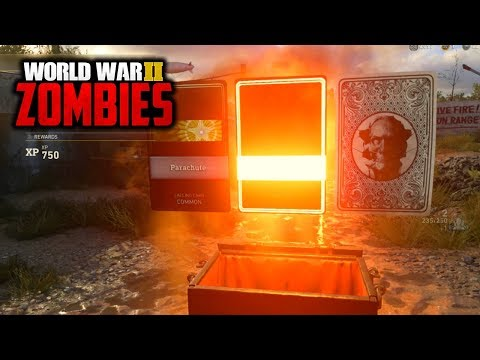 Cod ww2 zombies guide tesla gun