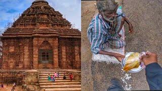 ALL INDIA TRIP|visiting Konark Sun Temple |Lingaraj Temple|episode 16|Bhubaneswar