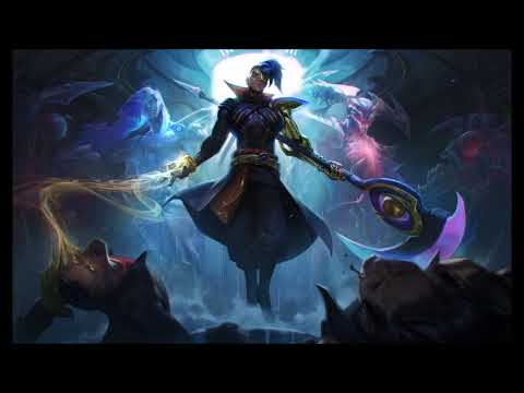 (LoL) Music for playing as Odyssey Kayn