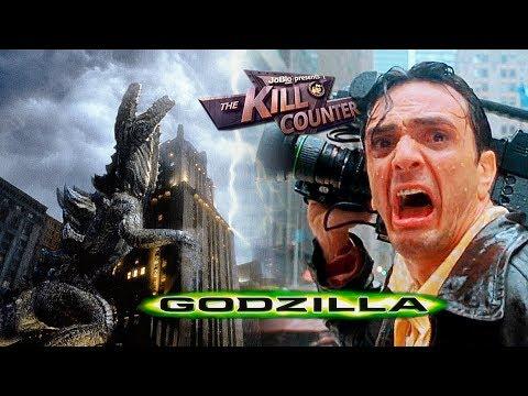 Godzilla (1998) -  The Kill Counter
