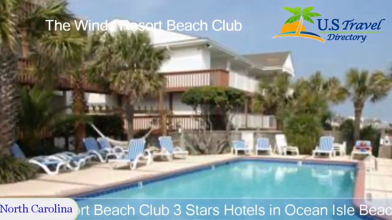 The Winds Resort Beach Club Ocean Isle Hotels North Carolina
