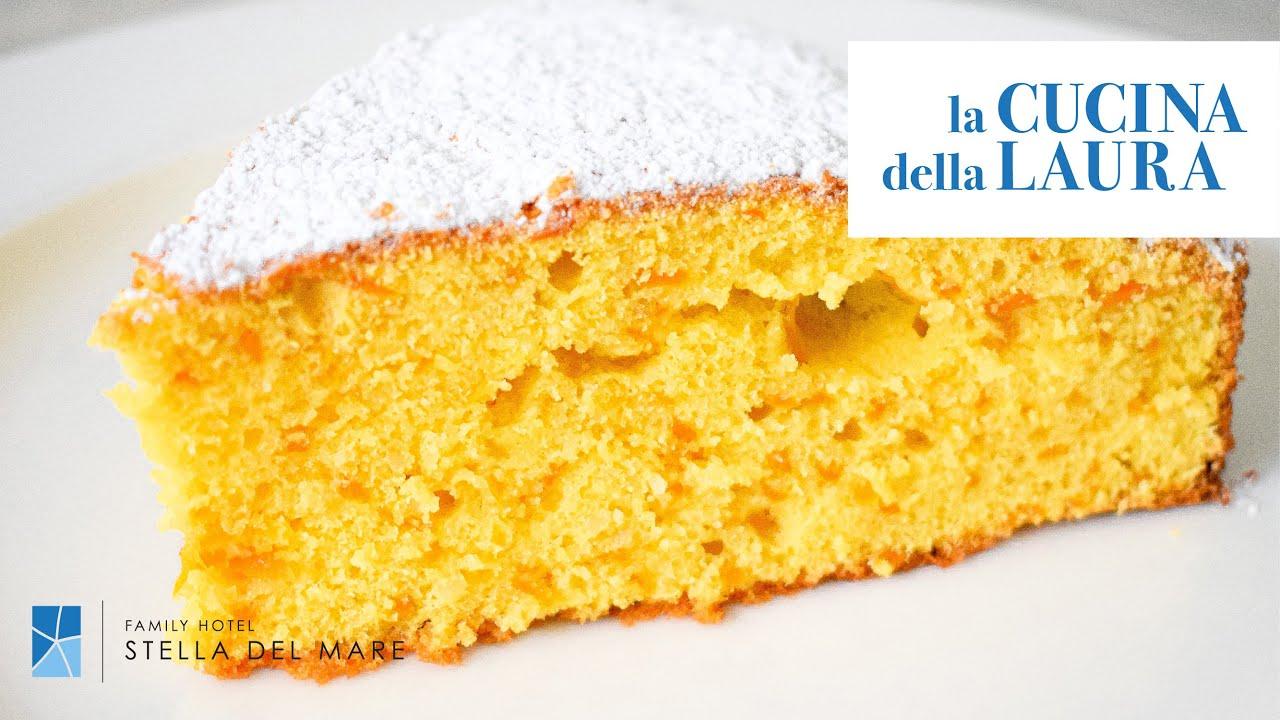 TORTA DI CAROTE carrot cake | La Cucina della Laura