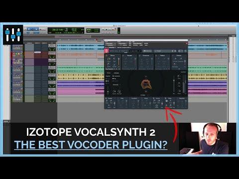 iZotope VocalSynth 2: Vocoder, FX & More