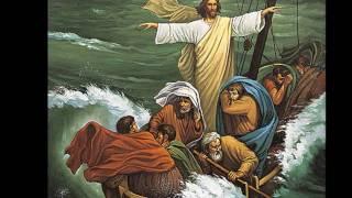 Khi Chúa Bước Vào Thuyền, (HD), Thánh Ca Tin Lành, TADO, 2010