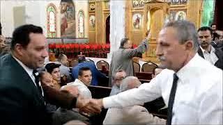 بالفيديو المحافظ ومدير الأمن يتفقدان الاوضاع الأمنية بمحيط الكنيسة الأرثوذكسية