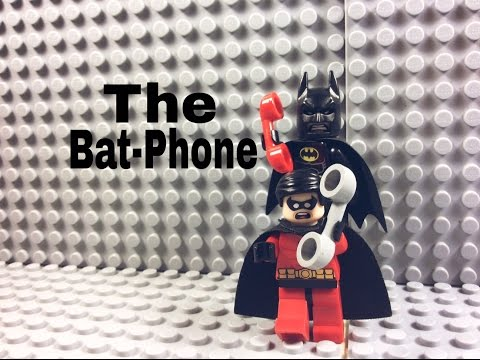 Lego Batman Episode 4: The Bat-Phone