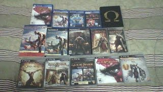 My God Of War Collection