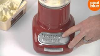 KitchenAid Artisan Blender Keizerrood review en uboxing (NL/BE)