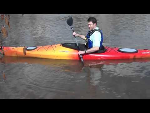 Perception pescador 12 kayak fishing doovi for Fissot fishing kayak