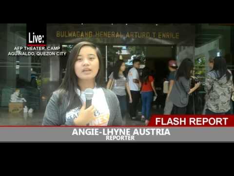 Angie Austria's Stand Upper