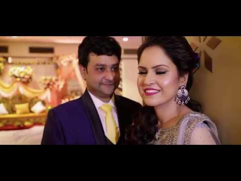 ANUJ U0026 DIVYA | SAGAN | WEDDING | HIGHLIGHT