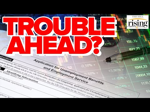 Richard Wolff: Jobs Report Is Sign Of Economy IN TROUBLE