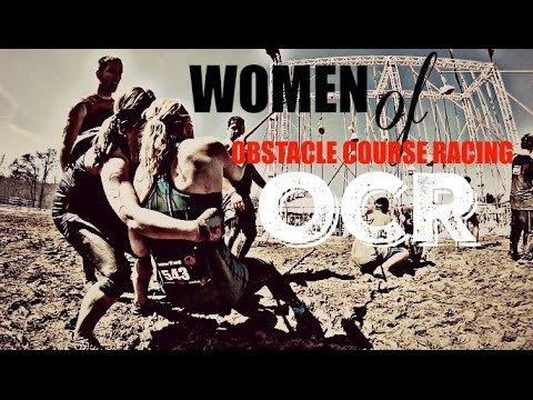 2f066df0bb0 Women of Obstacle Course Racing - YouTube